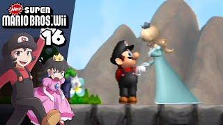 Fin de la promenade pour Harmonie ! - New Super Mario Bros. Wii (Coop) #16