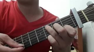 """Guitar hướng dẫn: Intro, đệm hát """"Ai cũng có ngày xưa"""" - Phan Mạnh Quỳnh"""