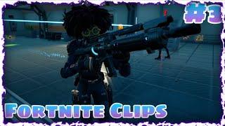 Fortnite Clips #3    +New intro