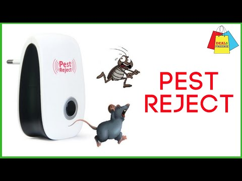 ultrasonic-pest-repeller-bug-test-|-electro-magnetic-waves