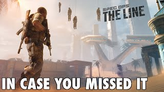 Spec Ops: The Line Review - ICYMI