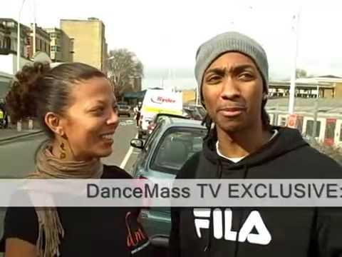 Marcquelle Ward BB Britannia High on DanceMass TV