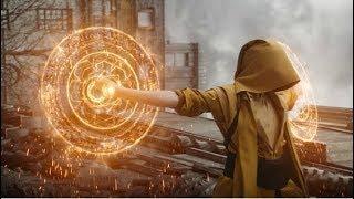 The Ancient One Vs Kaecilius Fight Scene | Doctor Strange(2016) | Marvel Super Heroes