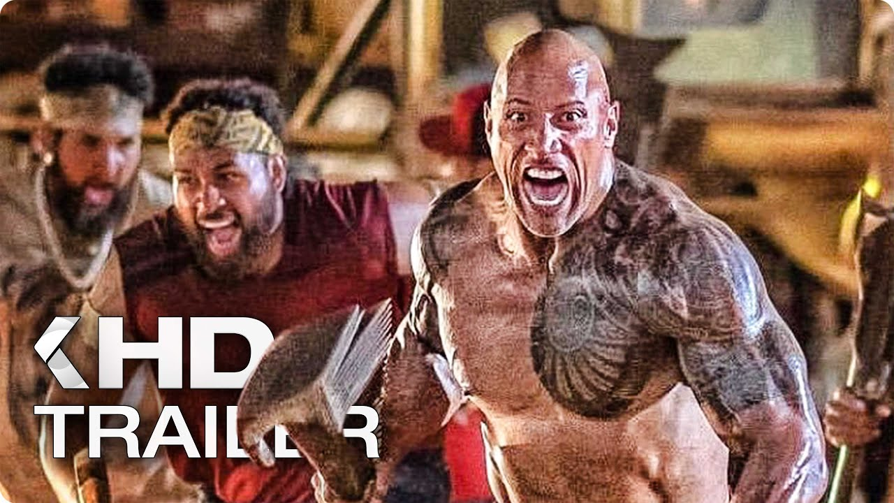 Download FAST & FURIOUS: Hobbs and Shaw Trailer 2 (2019)