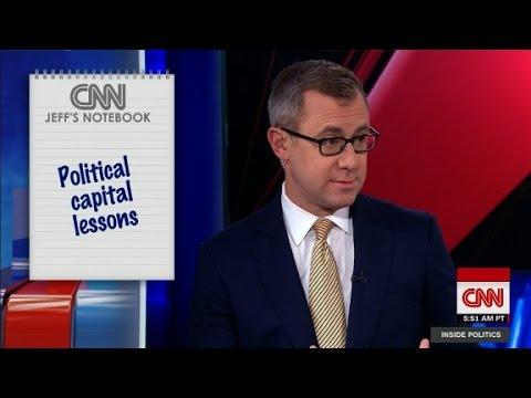 Political capital lessons