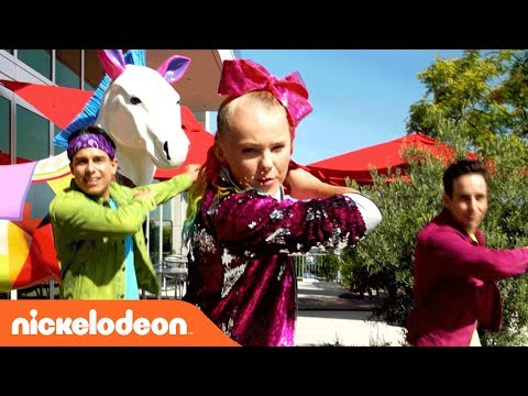 JoJo Siwa's 'Hold the Drama' Dance Tutorial | Nick