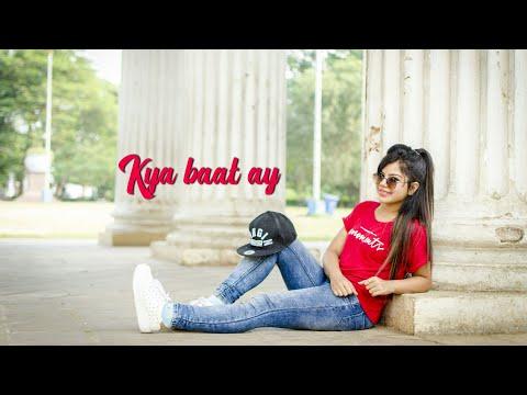 Kya Baat Ay - Harrdy Sandhu | Dance Cover | Nrityanjali