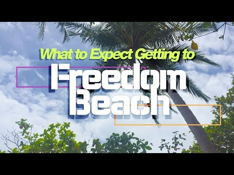What To Expect Getting To Freedom Beach Phuket Thailand