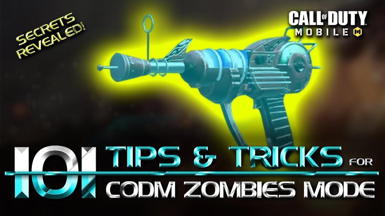 101 Advanced Tips for Zombies Mode in Call of Duty Mobile
