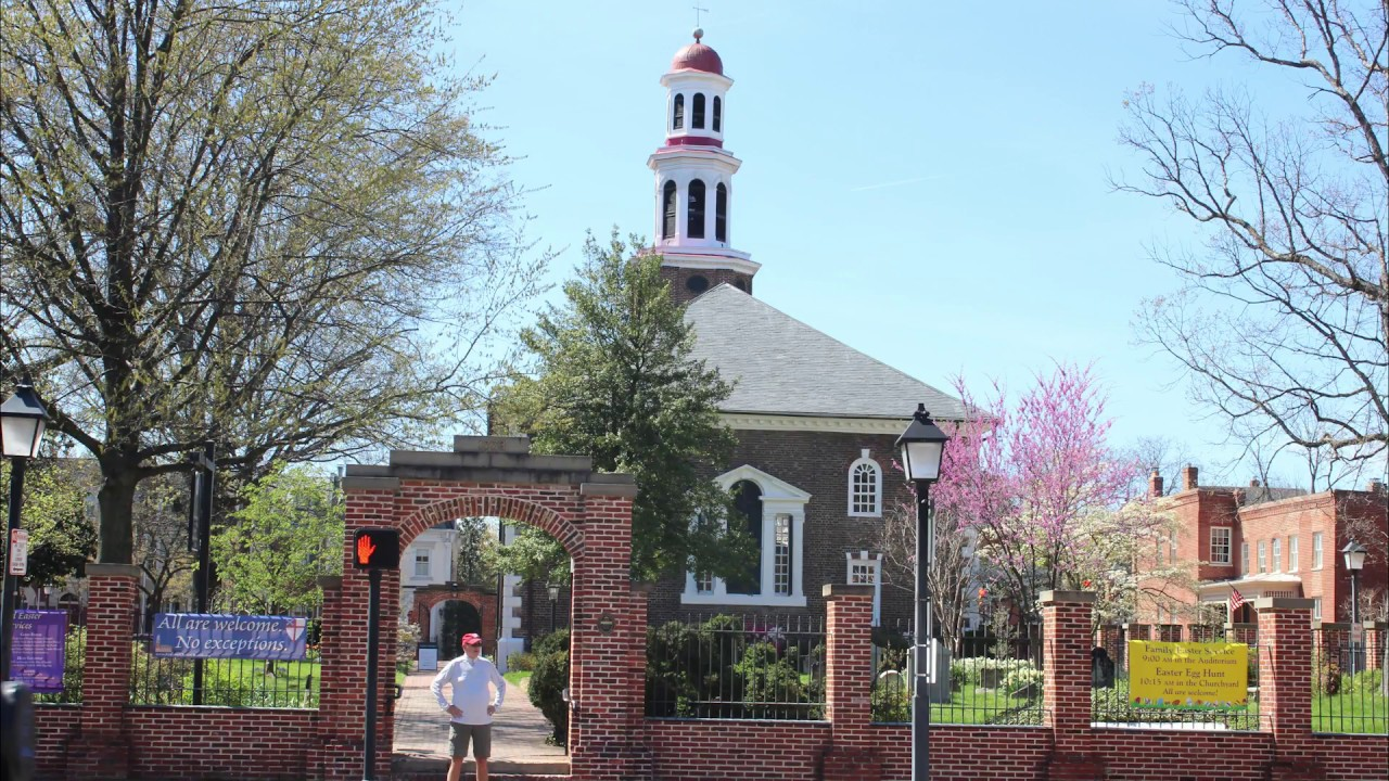 Colonial Christ Church Alexandria VA