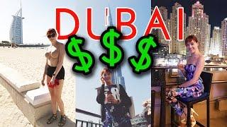 Dubai Vlog - P0rnmoney Shopping 💰 Anny Aurora