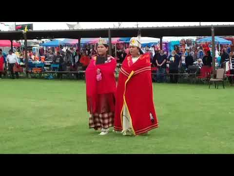 Comanche Nation Princess Crowning (2018-2019)