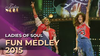 Ladies Of Soul - Fun Medley Live At The Ziggo Dome 2015