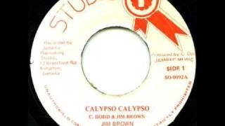 Jim Brown - Calypso Calypso (studio1)