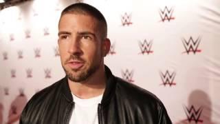 Welche Art Superstar Silla gerne wäre: WWE Live in Stuttgart (Red Carpet)
