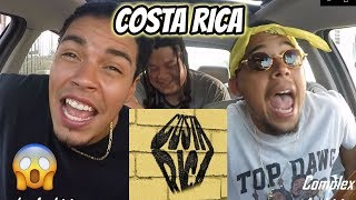 Dreamville - Costa Rica ft. Bas, JID, and more (Official Audio ) REACTION REVIEW