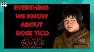 Everything We Know About The New Character Rose Tico - Star Wars The Last Jedi