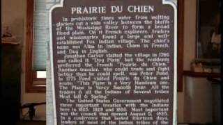 PRAIRIE DU CHIEN   (or maybe Abilene)