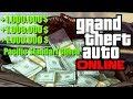 Gta 5 Online Money Hack/Glitch Unlimited free Pacific Heist no setups !!! 2017 **Not Patched**