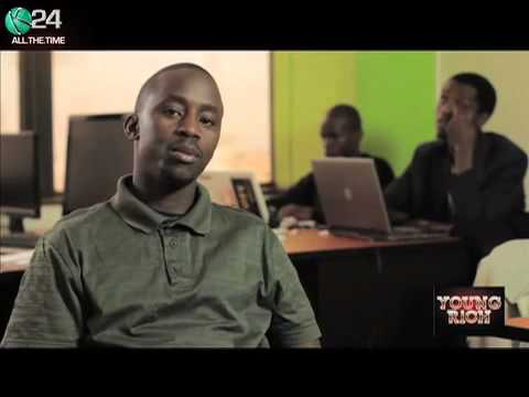 Young Rich: Kenya's Youngest Millionaires featuring Danson Muchemi