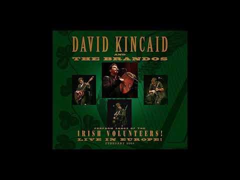 DAVID KINCAID - THE LIST OF GENERALS - LIVE