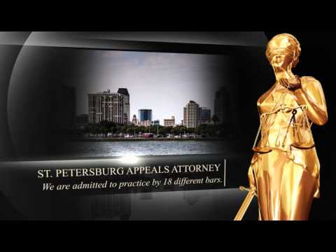 St. Petersburg Appeals Attorney (813) 200-4311 Appellate Lawyer
