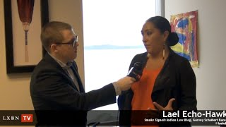 lael echo hawk on the positives and negatives of marijuana legalization for native american tribes