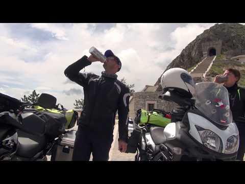 Der Sonne entgegen 2017 (Mit dem Motorrad nach Griechenland) Teil1