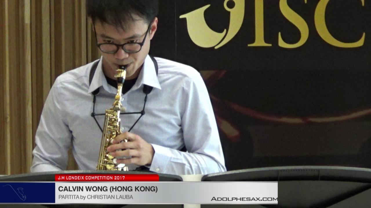 Londeix 2017 - Calvin Wong (Hong Kong) - Partyta by Christian Lauba