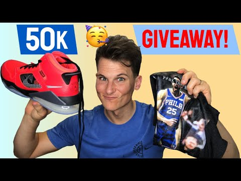 50k GIVEAWAY! Jordan Mars 270 PSG + F#&CK THREES shirt! from YouTube · Duration:  5 minutes 15 seconds