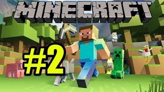 Смотреть Minecraft одиночное прохождение #2