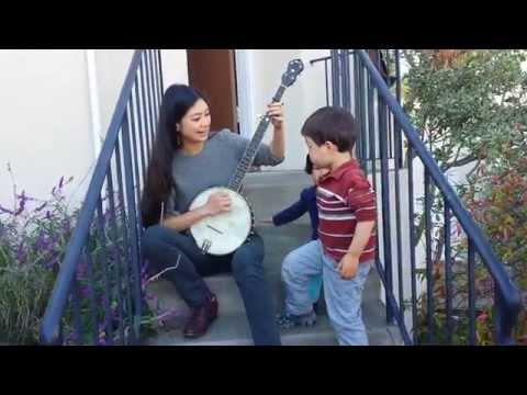Annie Staninec - Banjo Pickin' Girl