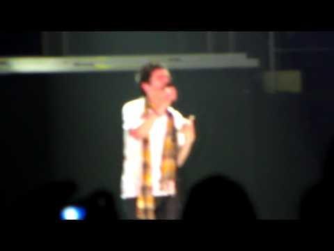 David Archuleta- Barriers 6/24/09 HD + Lyrics