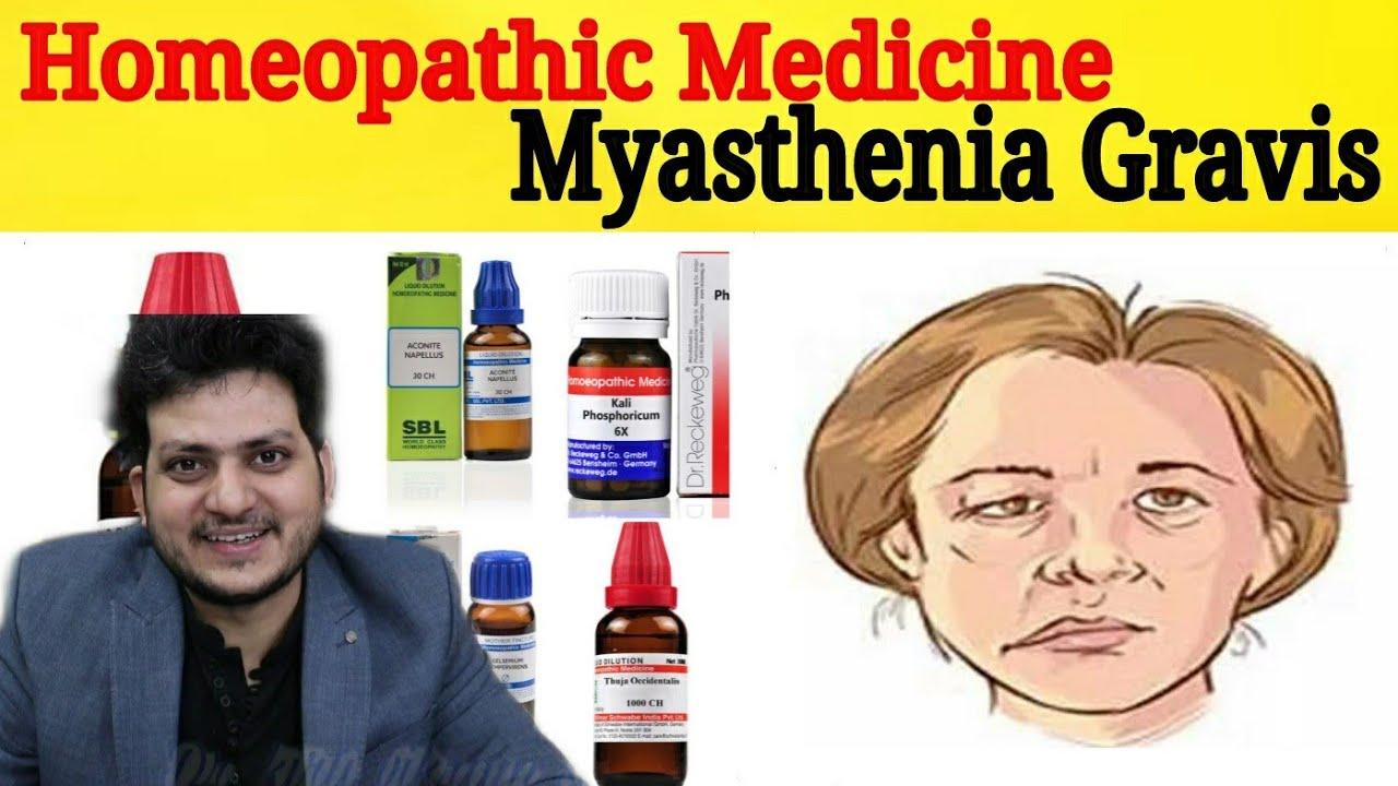 myasthenia gravis és látás