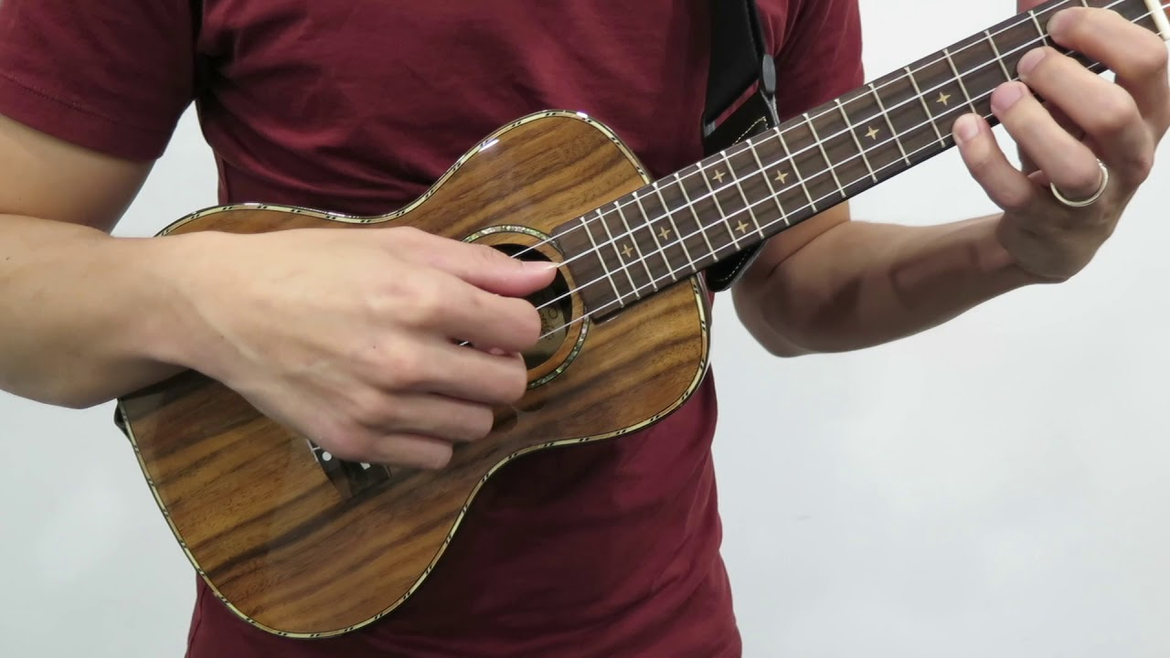 等你下课 Ukulele Fingerstyle - Featuring Alegria UK 68C Ukulele
