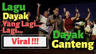 Download Dayak Ganteng - Tino AME || Lagu Dayak Kanayatn (Video Lyric Official)