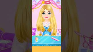 Princess Braided Hairstyle Makeover