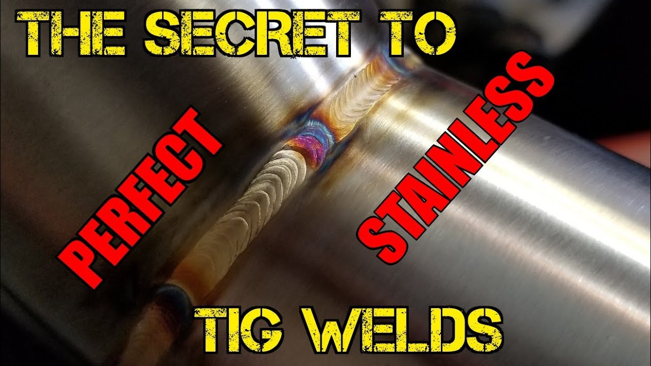 Download TFS: The Secret to Perfect Stainless TIG Welds