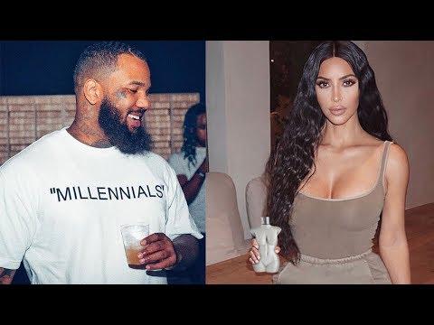 The Game said Kim Kardashian SWALLOWED 15 of his NUTS Mp3