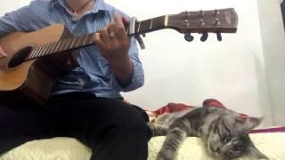 YÊU VỘI VÀNG - Guitar 3 thằng đực!