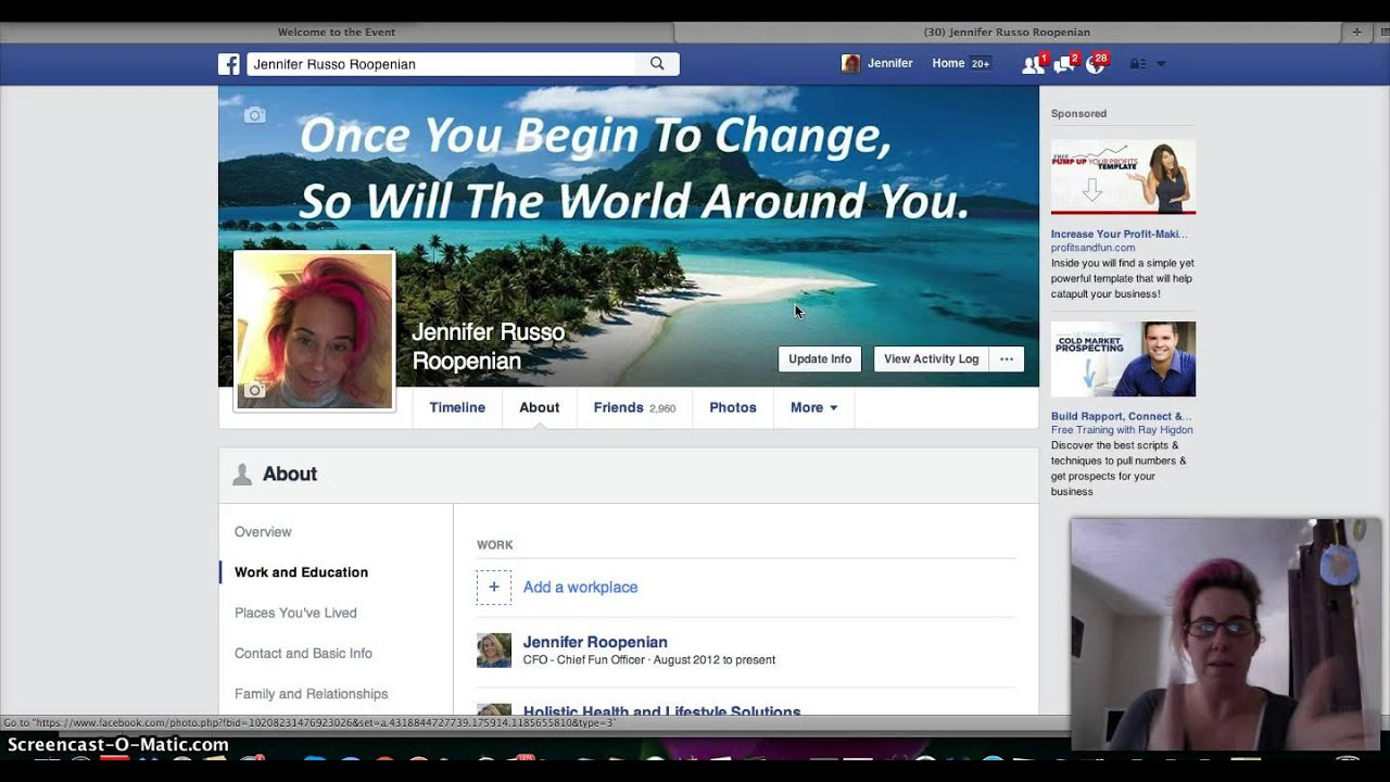 how to add friends on facebook that are private