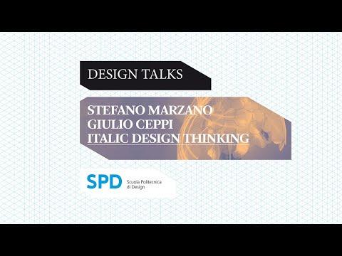SPDTalk - Stefano Marzano, Giulio Ceppi