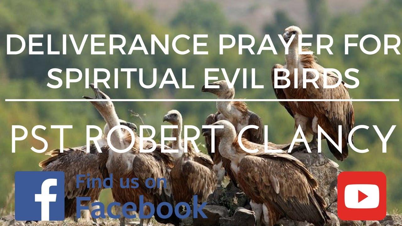 Download DELIVERANCE PRAYER FROM EVIL SPIRITUAL BIRDS