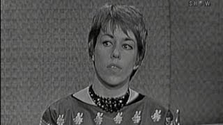 What's My Line? - Carol Burnett; Cyril Ritchard [panel] (May 7, 1961)