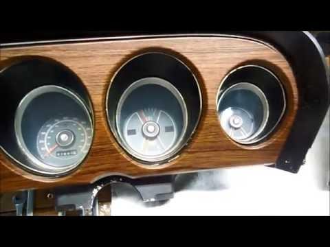 69 Mustang Mach1 Clock And Dash Gauge Repair