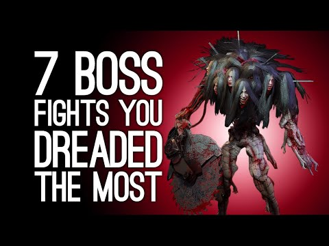 7 Boss Fights You Dreaded the Most