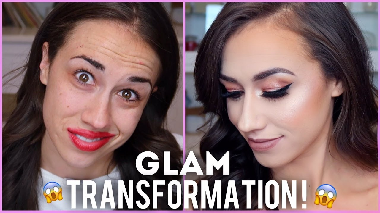 MIRANDA SINGS TO COLLEEN BALLINGER MAKEUP TRANSFORMATION! | Manny MUA - YouTube