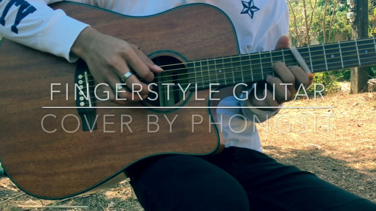 how to play let her go on guitar