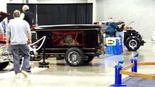 hot rod hearse/horse drawn funeral coach part 3