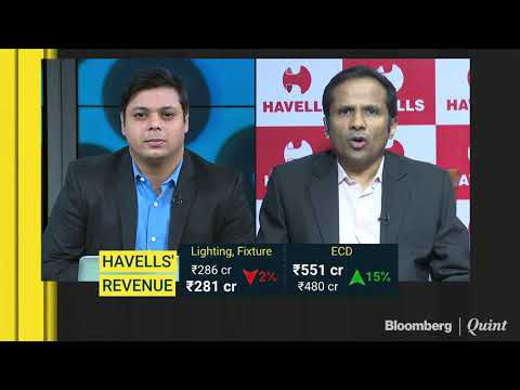 Havells India's Growth Moderated In Q2FY20